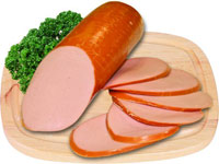 Сайт о колбасе