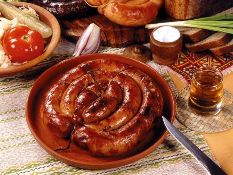 Рецепт домашней украинской колбасы в домашних условиях рецепты