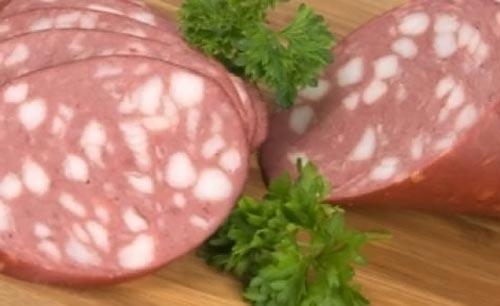 Таллинская полукопченая колбаса