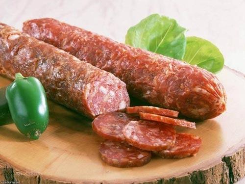 Ошибки при изготовлении сырокопчной и сыровяленой колбасы