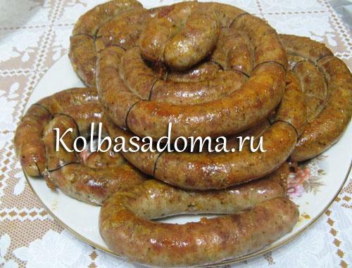 Колбаса на Пасху