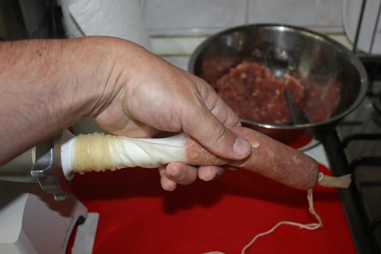 Все для приготовления колбасы в домашних условиях