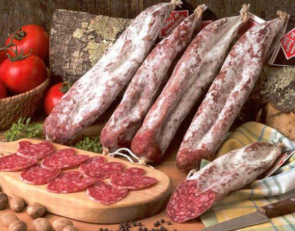 рецепт колбасы сальчичон в домашних условиях