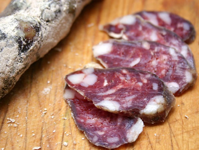 колбаса сыровяленая рецепт с фото